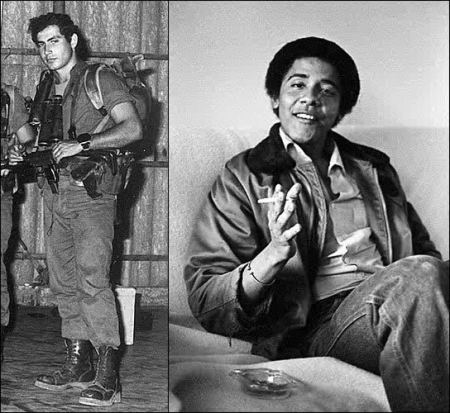 As if wasn't bad enough … NETANYAHU-Obama photos